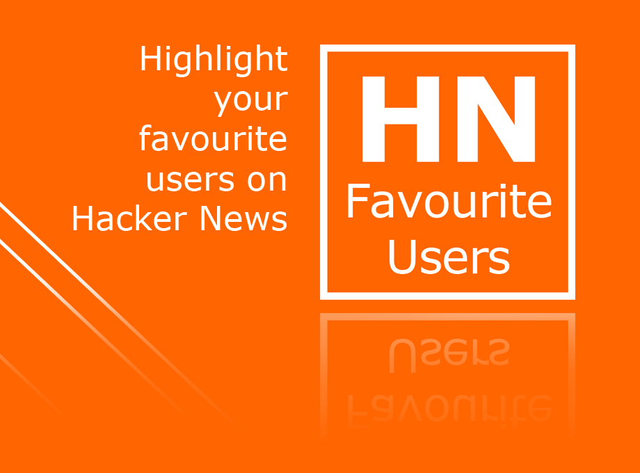 HN Favourite Users